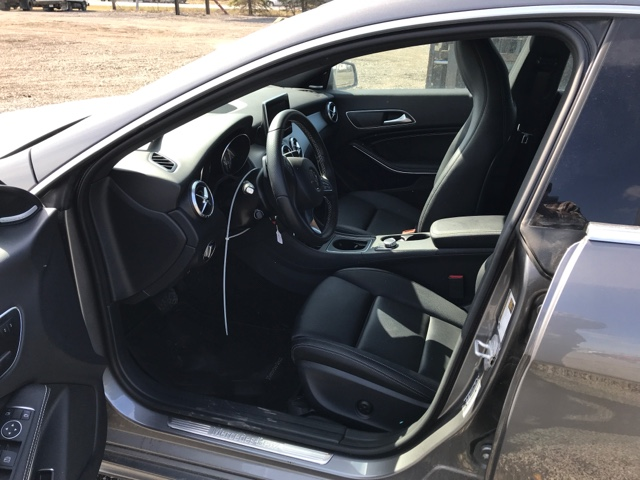 2016 MERCEDES-BENZ CLA 250 1/3