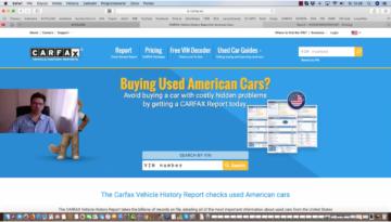 Raport CARFAX – Dlaczego warto zainwestować ?