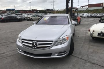 2012 MERCEDES-BENZ CL