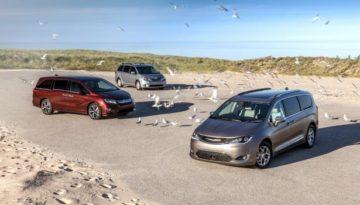 Duże VANy dostępne tylko w USA – rynek aut Bezwypadkowych