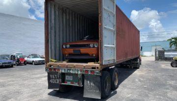 Holowanie i Wysyłka auta z USA
