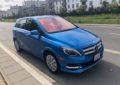 Elektryczny Mercedes B klasa - import bezwypadkowego auta z USA