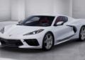 Nowa Chevrolet Corvette 2020
