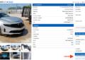 Nowa funkcja COPART - Oględziny auta
