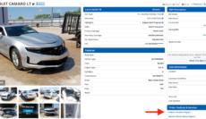 Nowa funkcja COPART – Oględziny auta