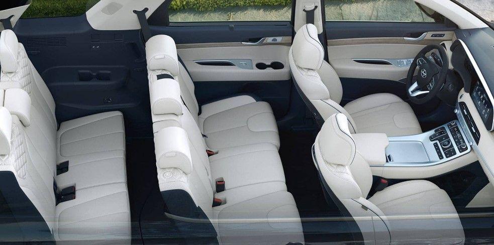Hyundai Palisade auta z usa