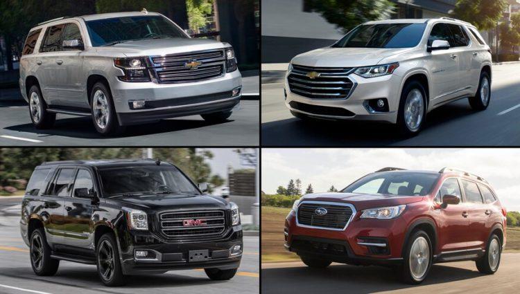 Najlepsze 8 osobowe auta w 2020 roku