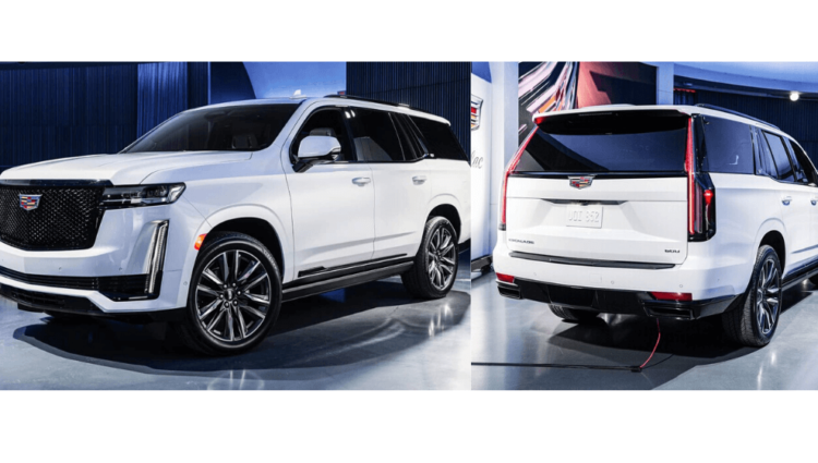 Cadillac Escalade 2021 – nowa odsłona amerykańskiego klasyka